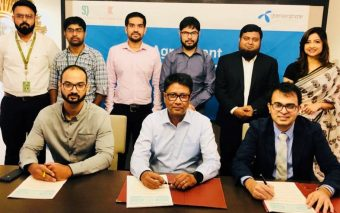 Grameenphone Signs A Corporate Agreement With Kutumbita and SQ