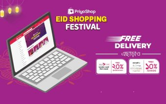 PriyoShop Launches Online Eid Festival With Exclusive Offers and Country-wide Free Delivery