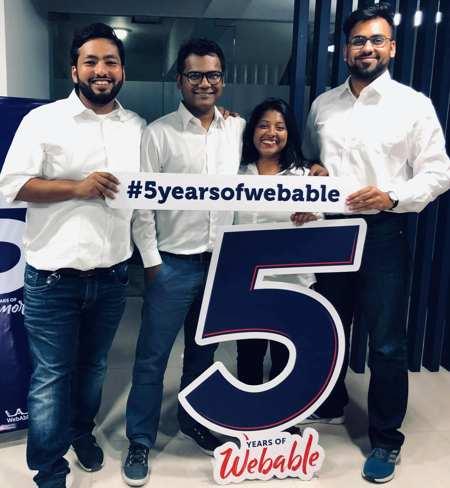 WebAble Founding Team