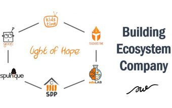 Light of Hope's 'Ecosystem Model' to prepare millions of children with future skills