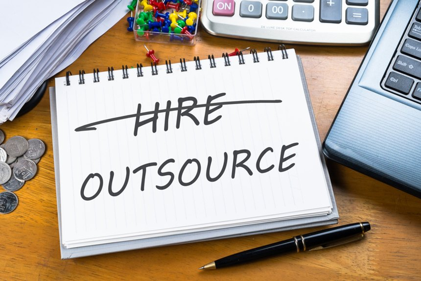 Business outsourcing is growing fast