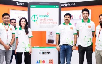 How Kormo and Banglalink are Helping the Urban Youth of Bangladesh Connect to Jobs and Develop Their Career
