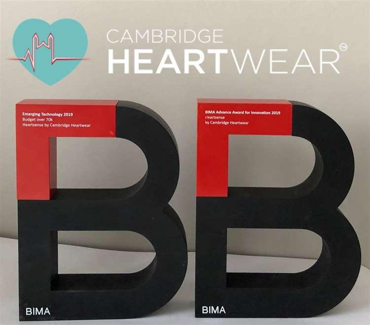 Cambridge Heartwear's BIMA Awards