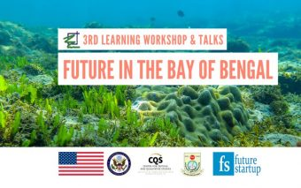 Registrations For 3rd Learning Workshop & Talks of 'Future in the Bay of Bengal' Series Are Open Now