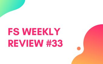 FS Weekly Review #33: Amarroom, Founding Story of BYLC, Analyzen, 07 Founder Interviews And More