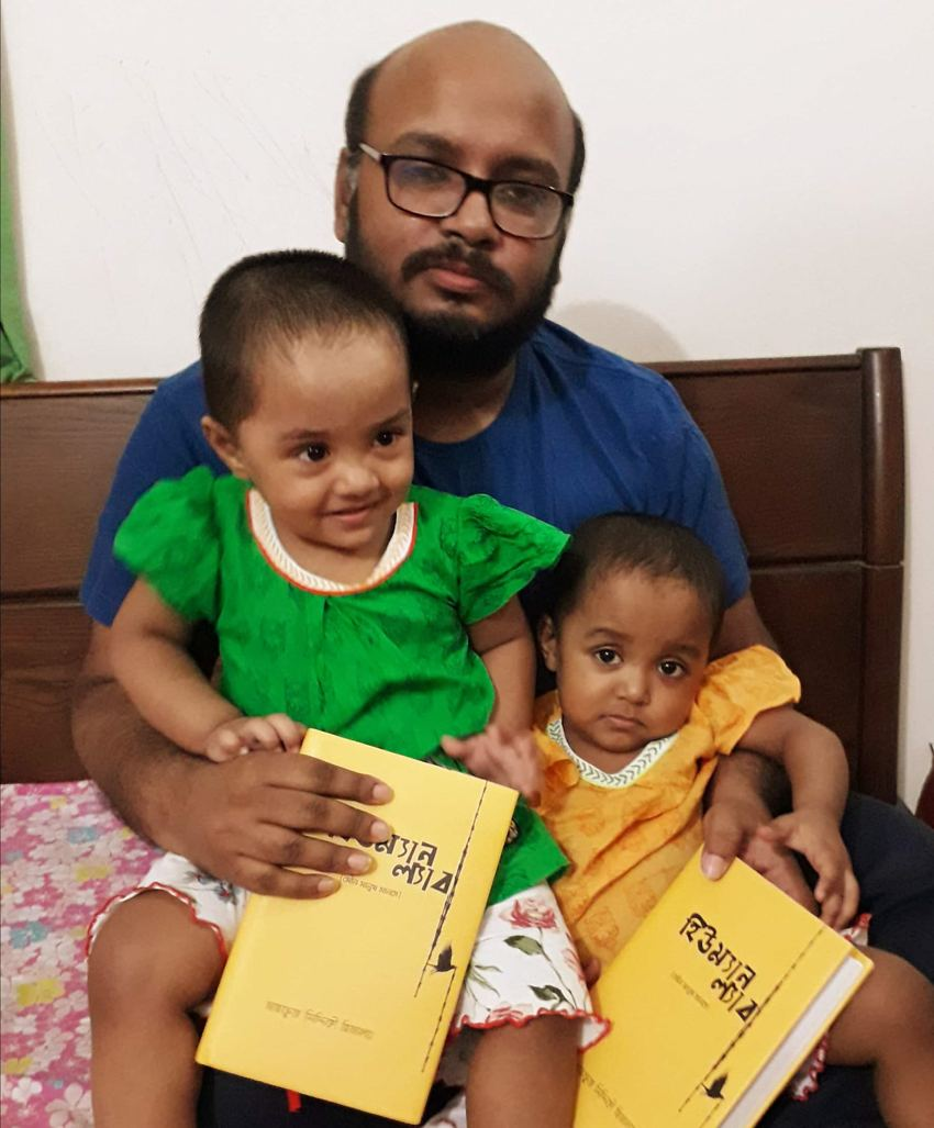 Life Is The Best Teacher: An Interview With Mahfuz Siddique Himalay, Founder, Humanlab777