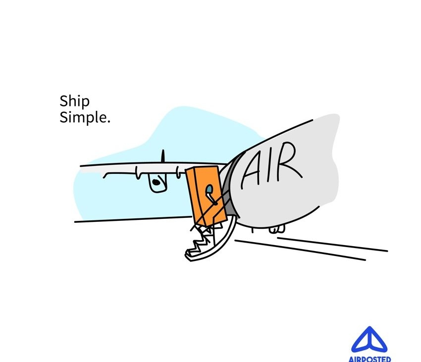 How Airposted Is Transforming Global Logistics Using A Peer to Peer Shipping Model
