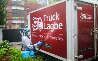 Truck Lagbe Looks to Forge Closer Ties with Driver Partners Amid the Pandemic, Provides Free Disinfection Service to top Drivers