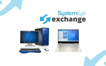 With SystemEye Exchange You Can Now Use Your Old Tech Devices to Buy New Ones