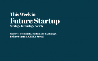 This Week in Future Startup | No.06