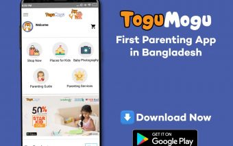 ToguMogu Launches Bangladesh's First Parenting App