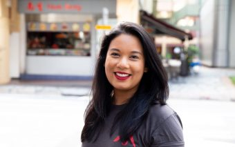 Life's Work: An Interview With Amra Naidoo, Co-Founder, Accelerating Asia