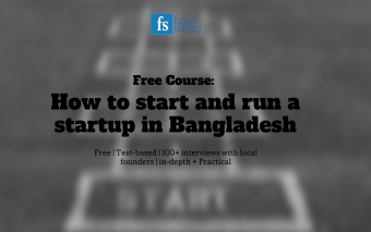 Course: How to Start and Run a Startup