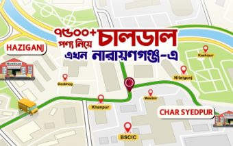 Chaldal Expands to Narayanganj