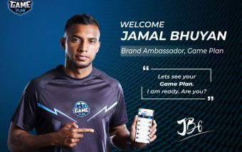 Game Plan Signs Jamal Bhuyan as Brand Ambassador