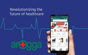 Arogga Raises Investment For its Pharmacy and Healthcare App From Falcon Network