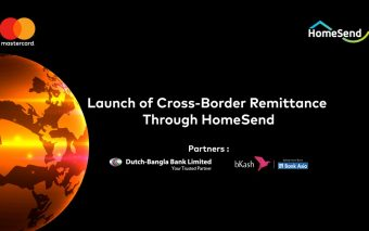 Mastercard, DBBL, and bKash Launch HomeSend Cross-Border Remittances